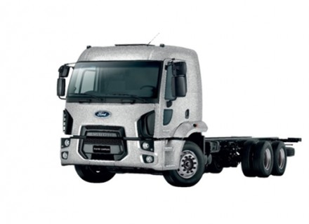 Truck Ford Cargo---
